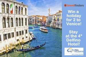 venice holiday poster